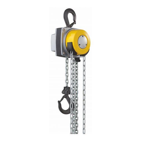 Snabblyftblock Yale Lift 360, 500-5000 kg, 3 m