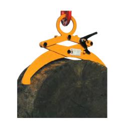 Lyftsax 5000 kg, gapbredd 500-1000 mm, för stock/timmer