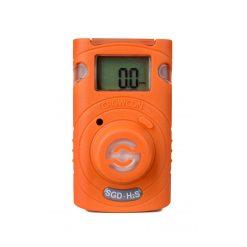 Underhållsfri gasdetektering