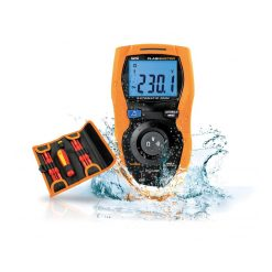 FlashMeter – Automatisk, vattentät multimeter & skruvmejselsats