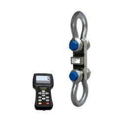 Dynamometer IP66/IP67, 2st schackel, 10 ton/5 kg