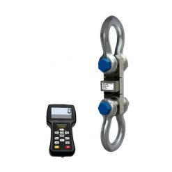 Dynamometer IP66/IP67, 2st schackel, 200 ton/100 kg