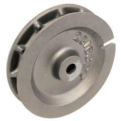 Handkättinghjul, D=165 mm, obearbetad
