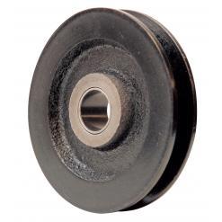 Linhjul, D=125 mm
